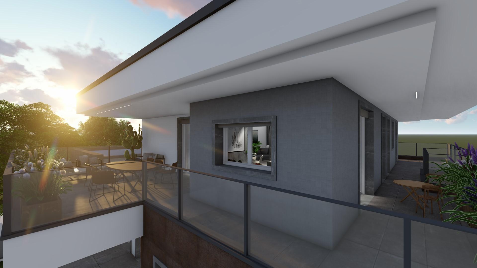 attico Treviglio centro - ampia terrazza