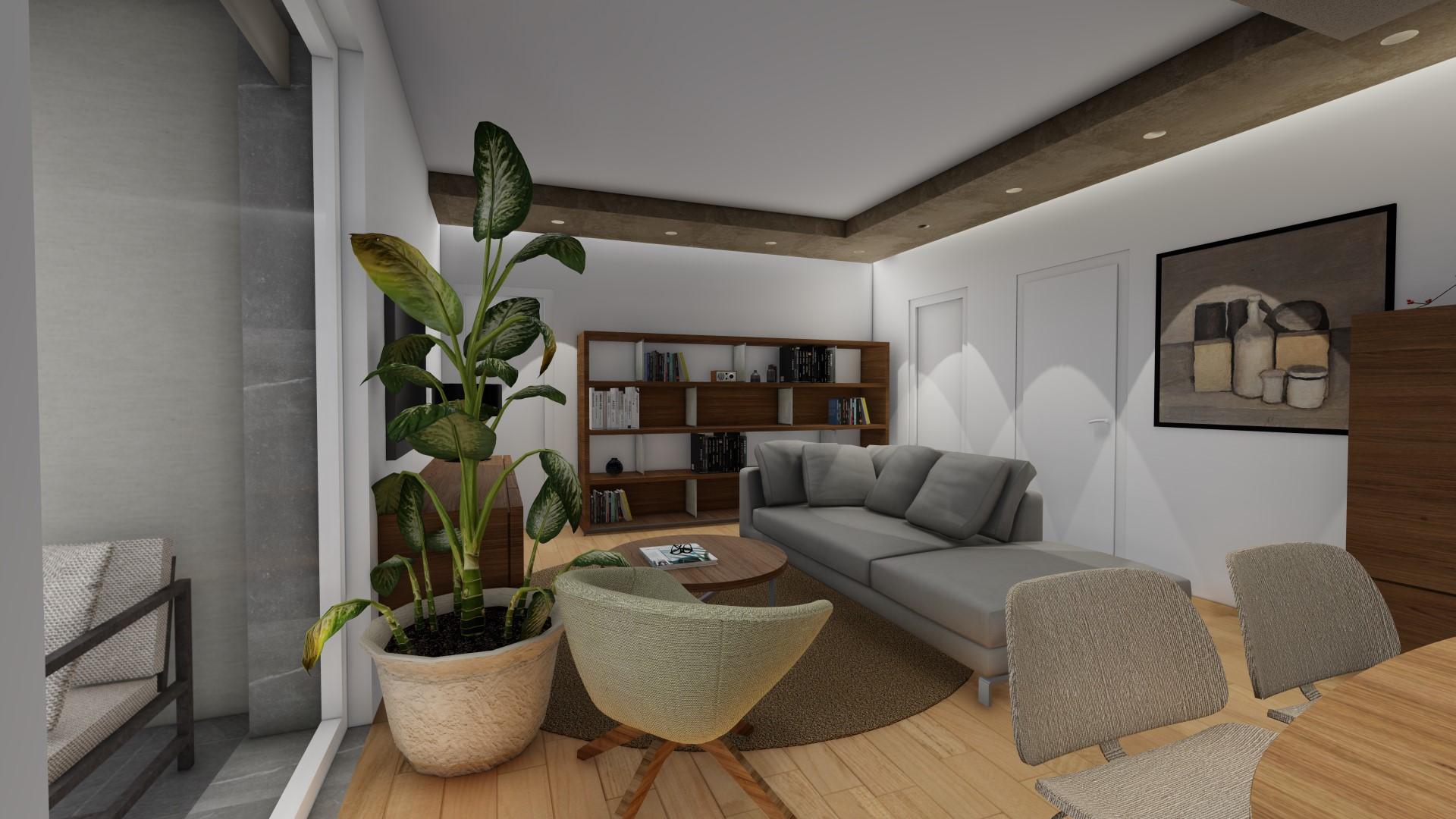 appartamento 4 locali a Treviglio - zona relax