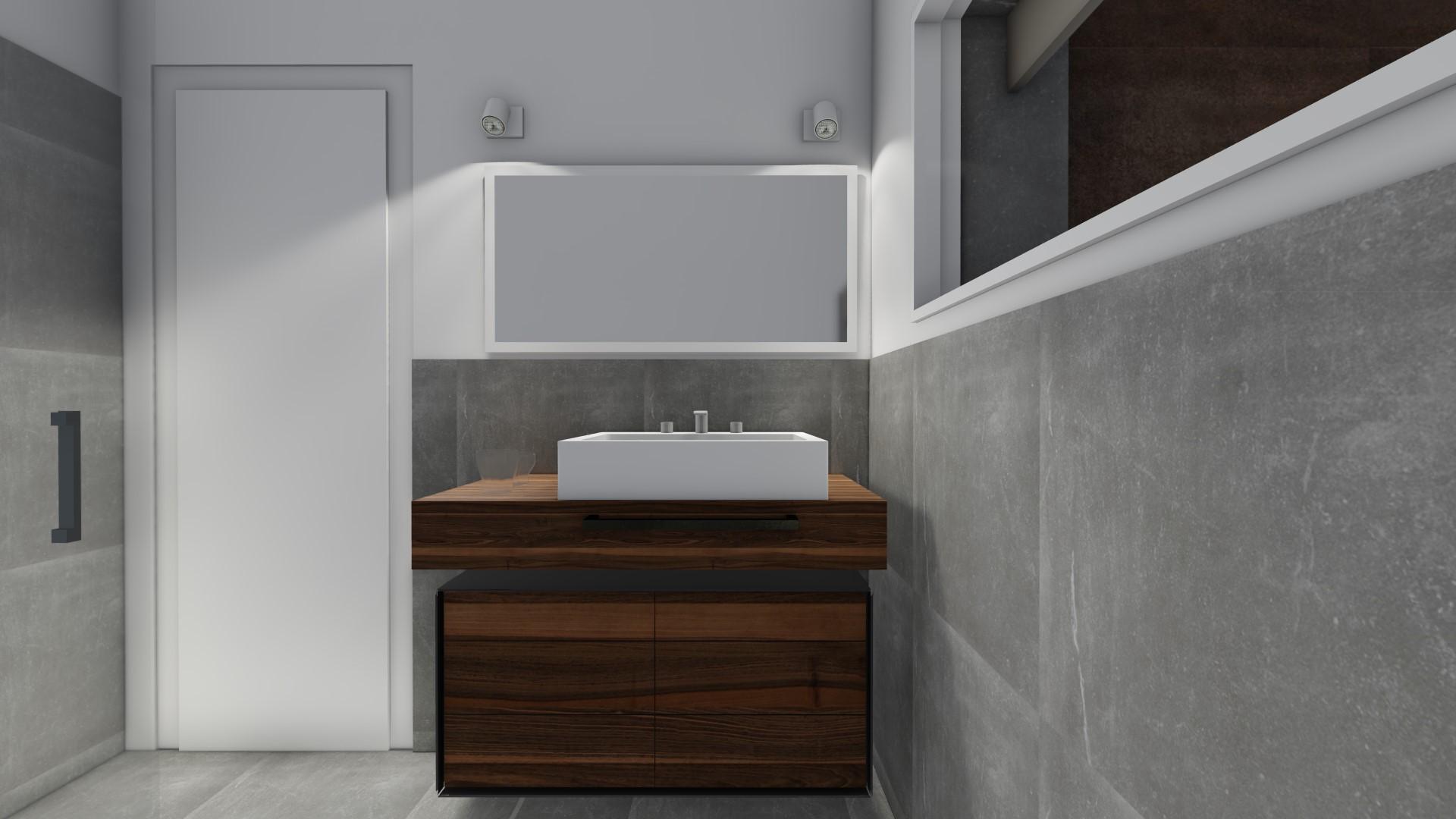 quadrilocale in vendita a Treviglio - zona bagno
