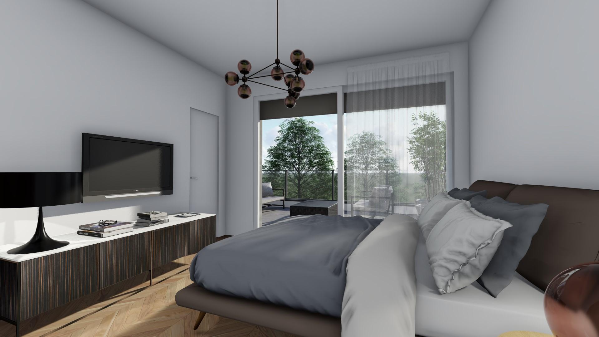 appartamenti in vendita Treviglio - camera da letto
