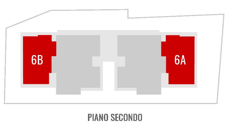 Quadrilocale Treviglio - secondo piano