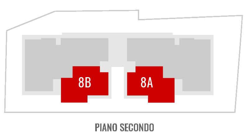 Trilocale in vendita a Treviglio - secondo piano