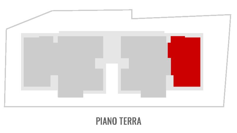 quadrilocale Treviglio via Pontirolo - piano terra