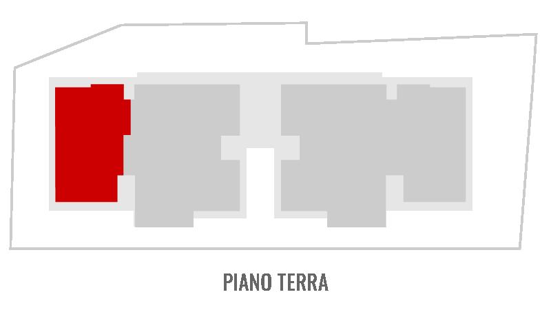 quadrilocali Treviglio via Pontirolo - piano terra