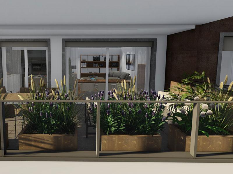 trilocale in vendita a Treviglio via pontirolo - ampio spazio esterno