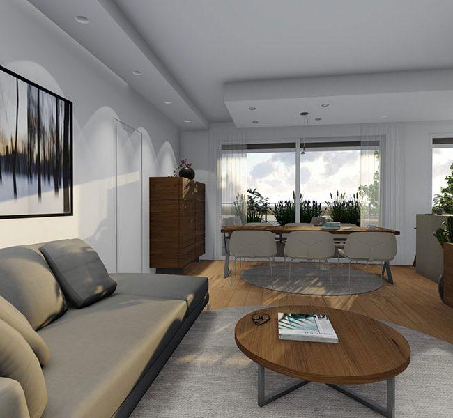 trilocale in vendita a Treviglio via pontirolo - spazio living